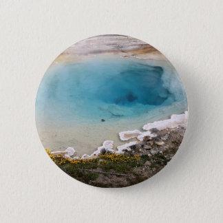 Badge Rond 5 Cm Ressort de Yellowstone
