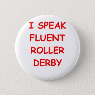 Badge Rond 5 Cm rouleau Derby