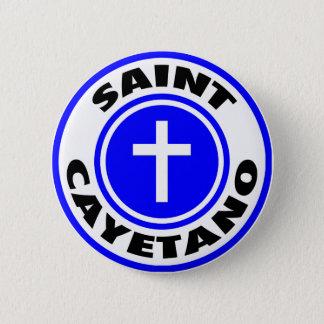 Badge Rond 5 Cm Saint Cayetano