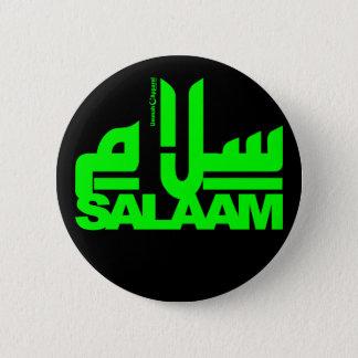 Badge Rond 5 Cm Salaâm
