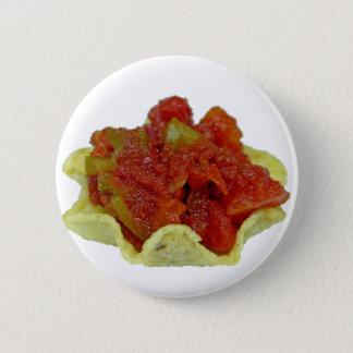 Badge Rond 5 Cm Salsa fait maison