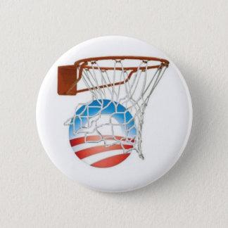 Badge Rond 5 Cm Scores de Barack Obama en 2012 !