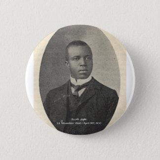 Badge Rond 5 Cm Scott Joplin