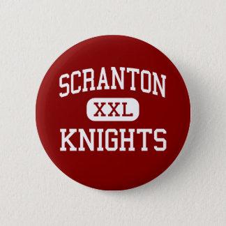 Badge Rond 5 Cm Scranton - chevaliers - haut - Scranton