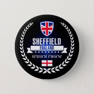 Badge Rond 5 Cm Sheffield
