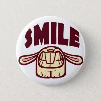 Badge Rond 5 Cm Smile