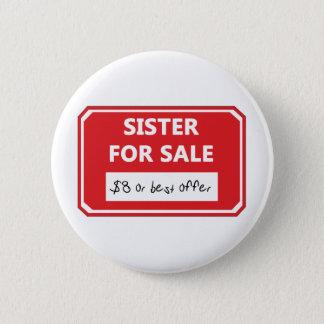Badge Rond 5 Cm Soeur à vendre