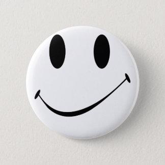 Badge Rond 5 Cm sourire