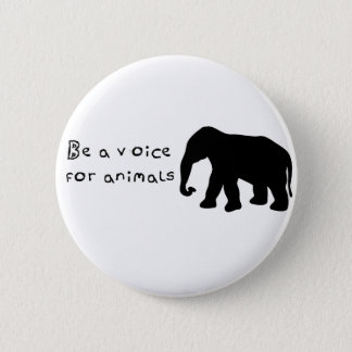 Badge Rond 5 Cm Soyez une voix