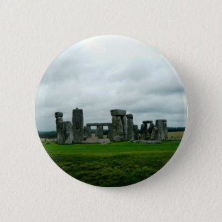Badge Rond 5 Cm Stonehenge