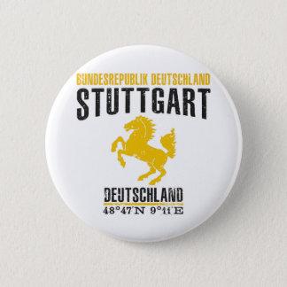 Badge Rond 5 Cm Stuttgart