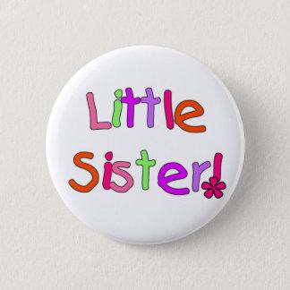 Badge Rond 5 Cm T-shirts et cadeaux de petite soeur