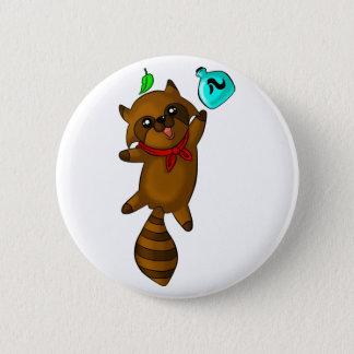 Badge Rond 5 Cm tanuki