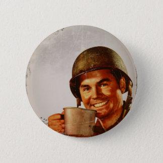 Badge Rond 5 Cm Tasses de thé Joe