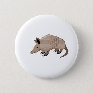 Badge Rond 5 Cm Tatou