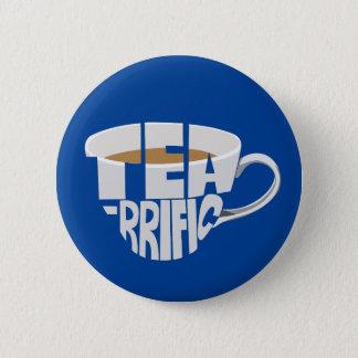 Badge Rond 5 Cm thé