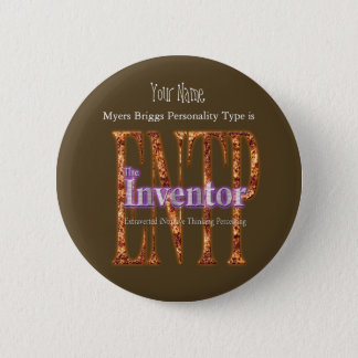 Badge Rond 5 Cm theInventor d'ENTP