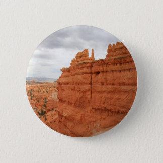 Badge Rond 5 Cm Thor's_Hammer_Bryce_Canyon_Utah, Etats-Unis