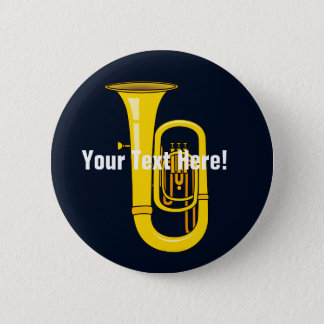 Badge Rond 5 Cm Tuba