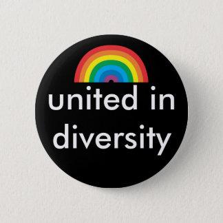 Badge Rond 5 Cm uni dans la diversité