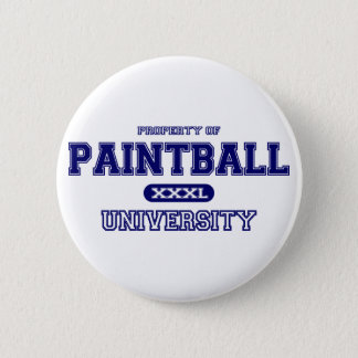 Badge Rond 5 Cm Université de Paintball