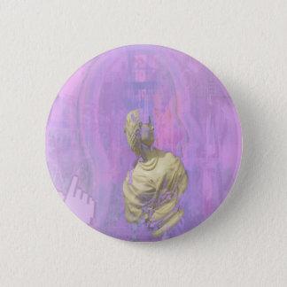 Badge Rond 5 Cm vaporwave esthétique
