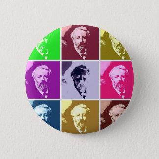Badge Rond 5 Cm Verne PopArt