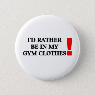 Badge Rond 5 Cm Vêtements de gymnase