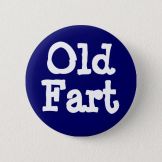 Badge Rond 5 Cm Vieux bouton de pet