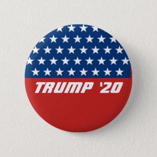 Badge Rond 5 Cm Vote Donald Trump 2020