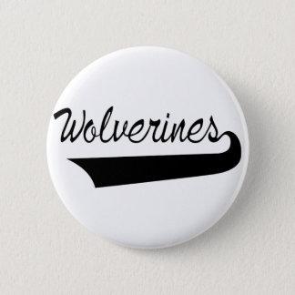 Badge Rond 5 Cm Wolverines