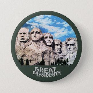 Badge Rond 7,6 Cm Atout sur Rushmore