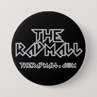"Badge Rond 7,6 Cm Bouton de ""Headbangers"" de mail de rad le grand"