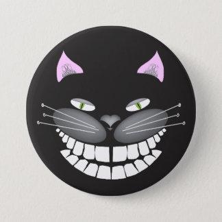 """Badge Rond 7,6 Cm Chester le chat de Cheshire sur un 3"""" bouton rond"""