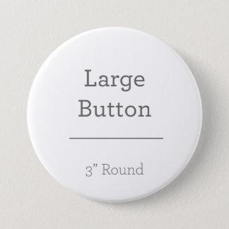 Badge Rond 7,6 Cm Créez votre propre bouton