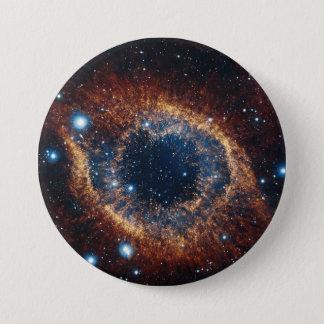 Badge Rond 7,6 Cm étoiles