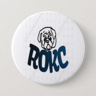 Badge Rond 7,6 Cm Insigne de ROKC