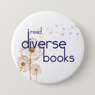 Badge Rond 7,6 Cm J'ai lu le bouton divers de livres