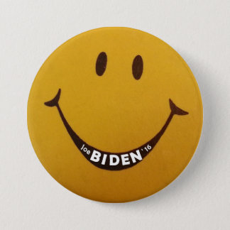 Badge Rond 7,6 Cm Joe Biden '16