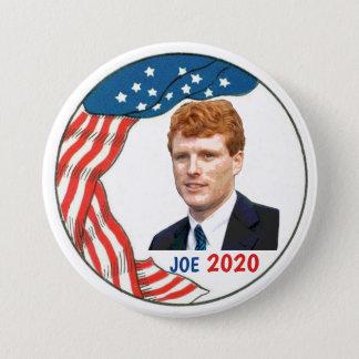 Badge Rond 7,6 Cm Joe Kennedy 2020