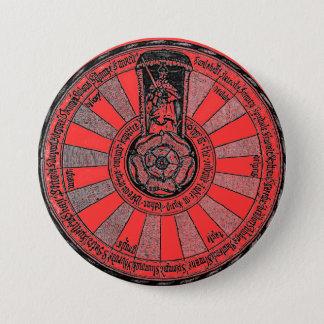 Badge Rond 7,6 Cm La table ronde d'Arthur