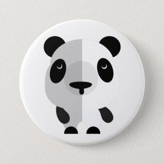 Badge Rond 7,6 Cm panda ps059 mignon