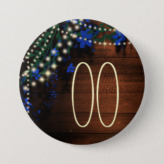 Badge Rond 7,6 Cm quatre-vingtième 85th quatre-vingt-dixième