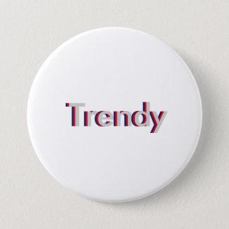 """Badge Rond 7,6 Cm Une conception tridimensionnelle """"à la mode"""" des"""