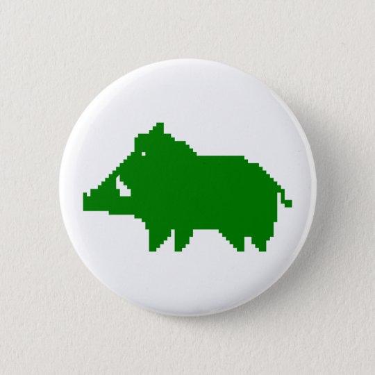 Badge - Sanglier UNE ARDEUR D'AVANCE