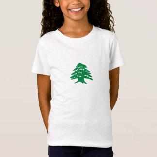 badine le T-shirt - cèdre libanais