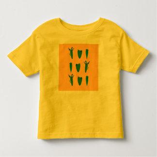 Badine l'or de cacktuses de T-shirt