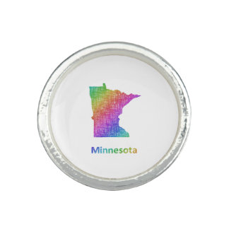 Bague Avec Photo Le Minnesota