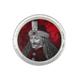 Bagues Avec Photo Vlad Dracula gothique