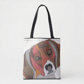 Bailey le sac fourre-tout à beagle